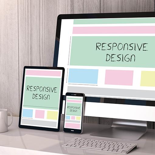 Wij maken responsive websites