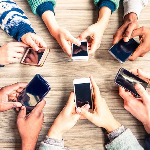 Mobile only – werken zonder vaste computer