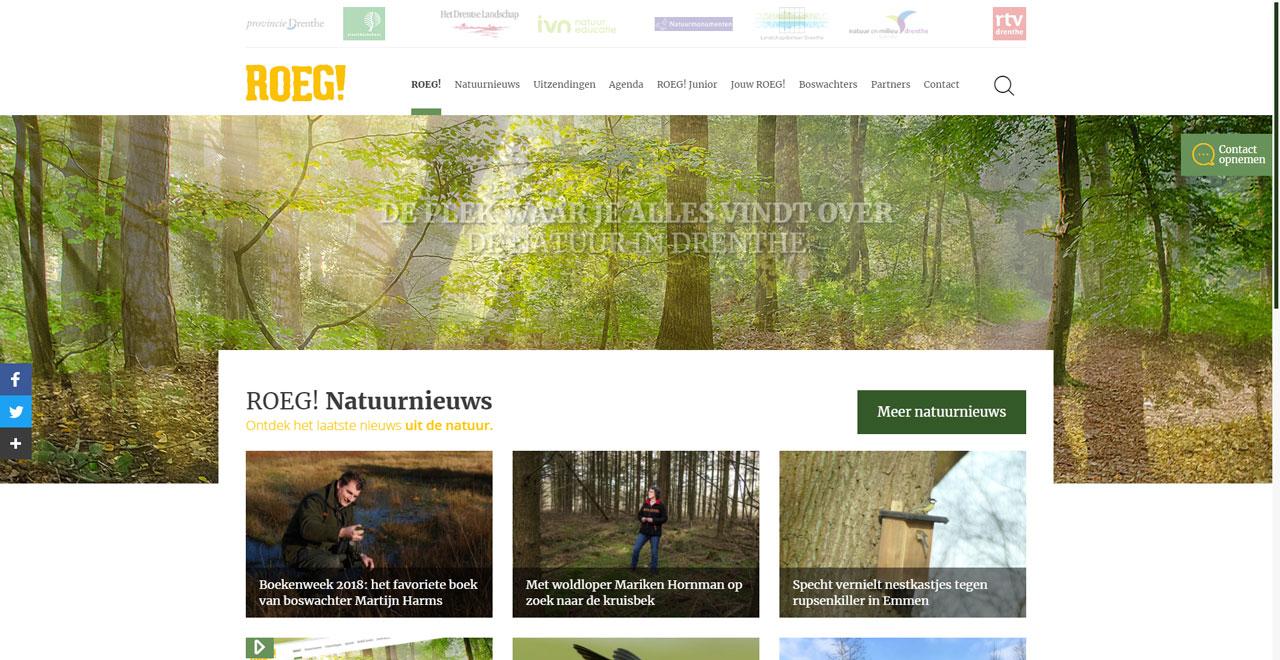 ROEG website