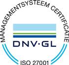 ISO27001 DNV GL