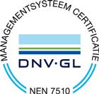 NEN 7510 DNV GL